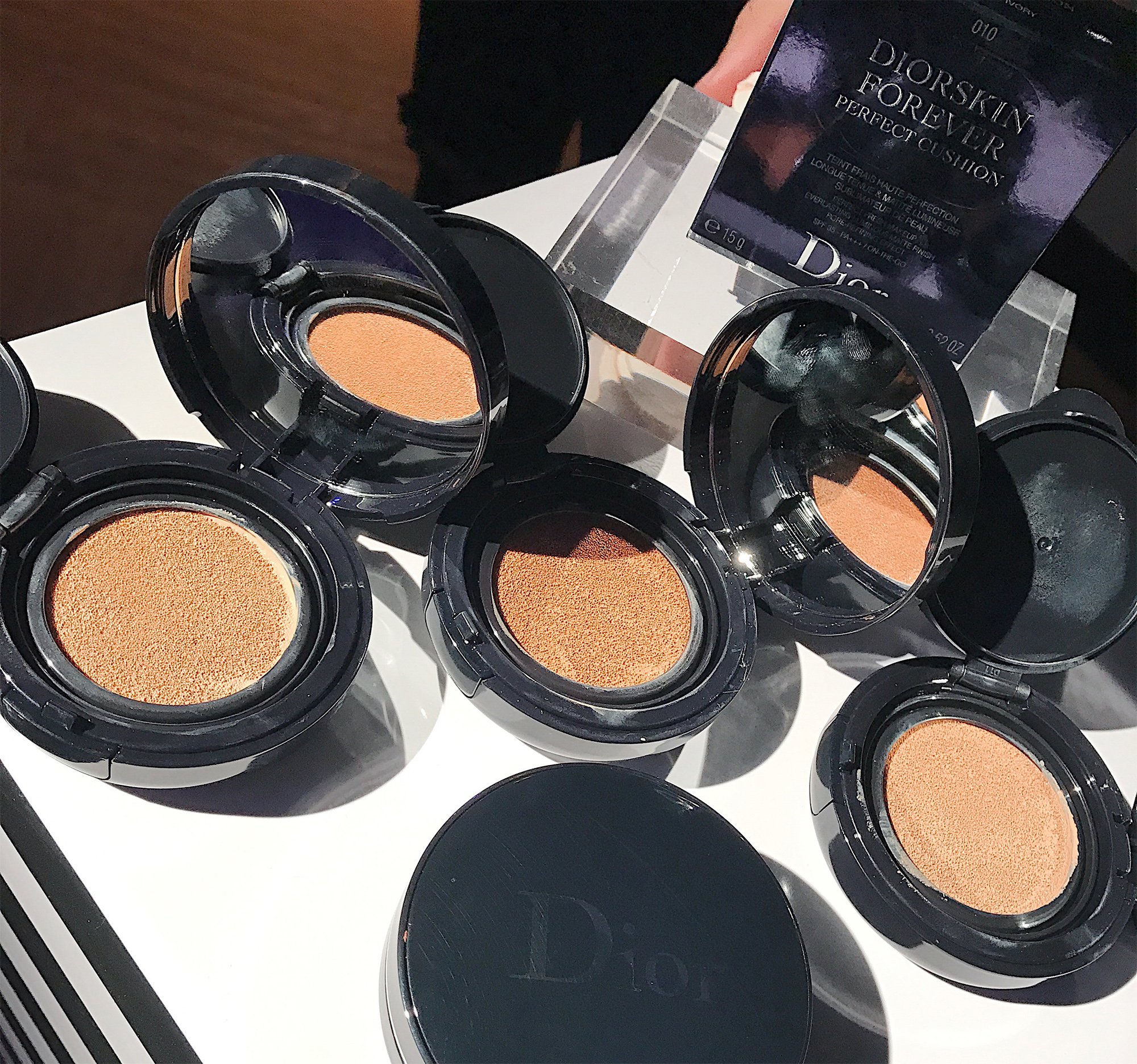 Base Dior Forever Perfect Cushion