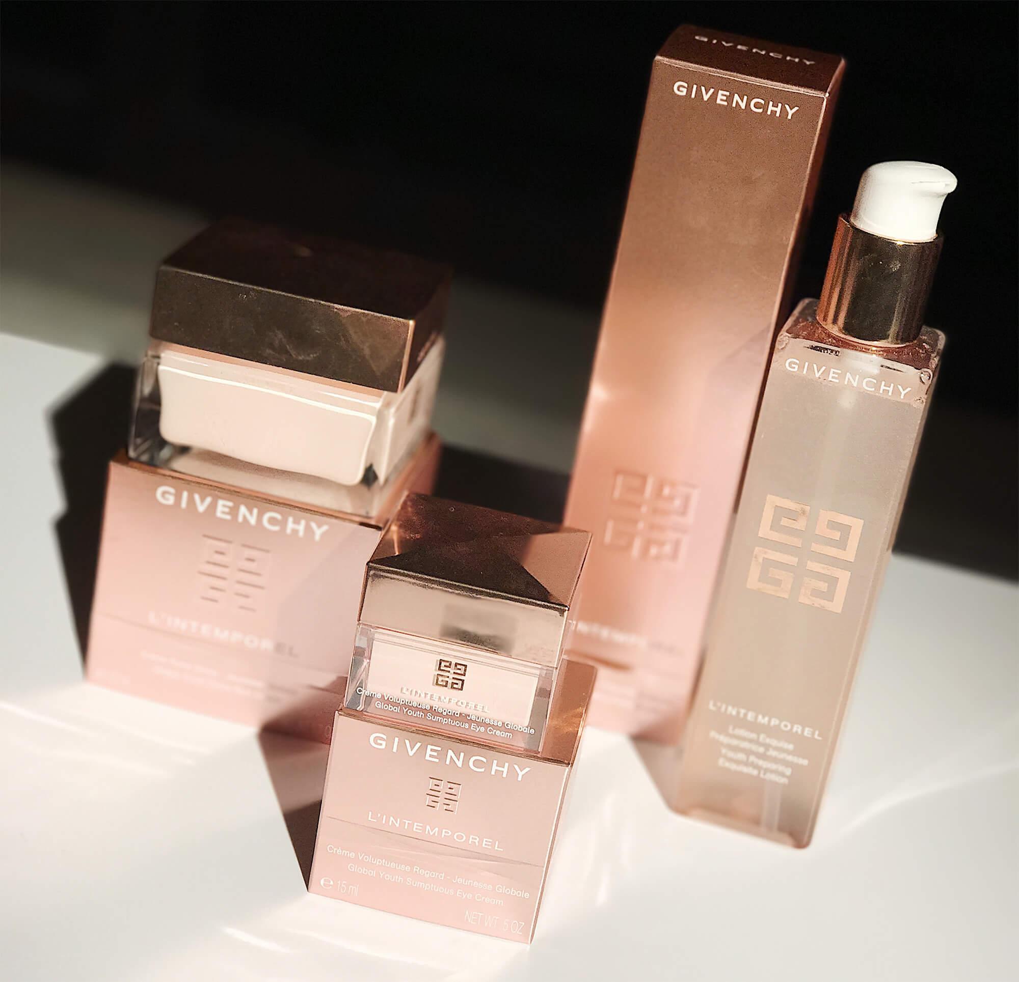 Linha Skincare Givenchy