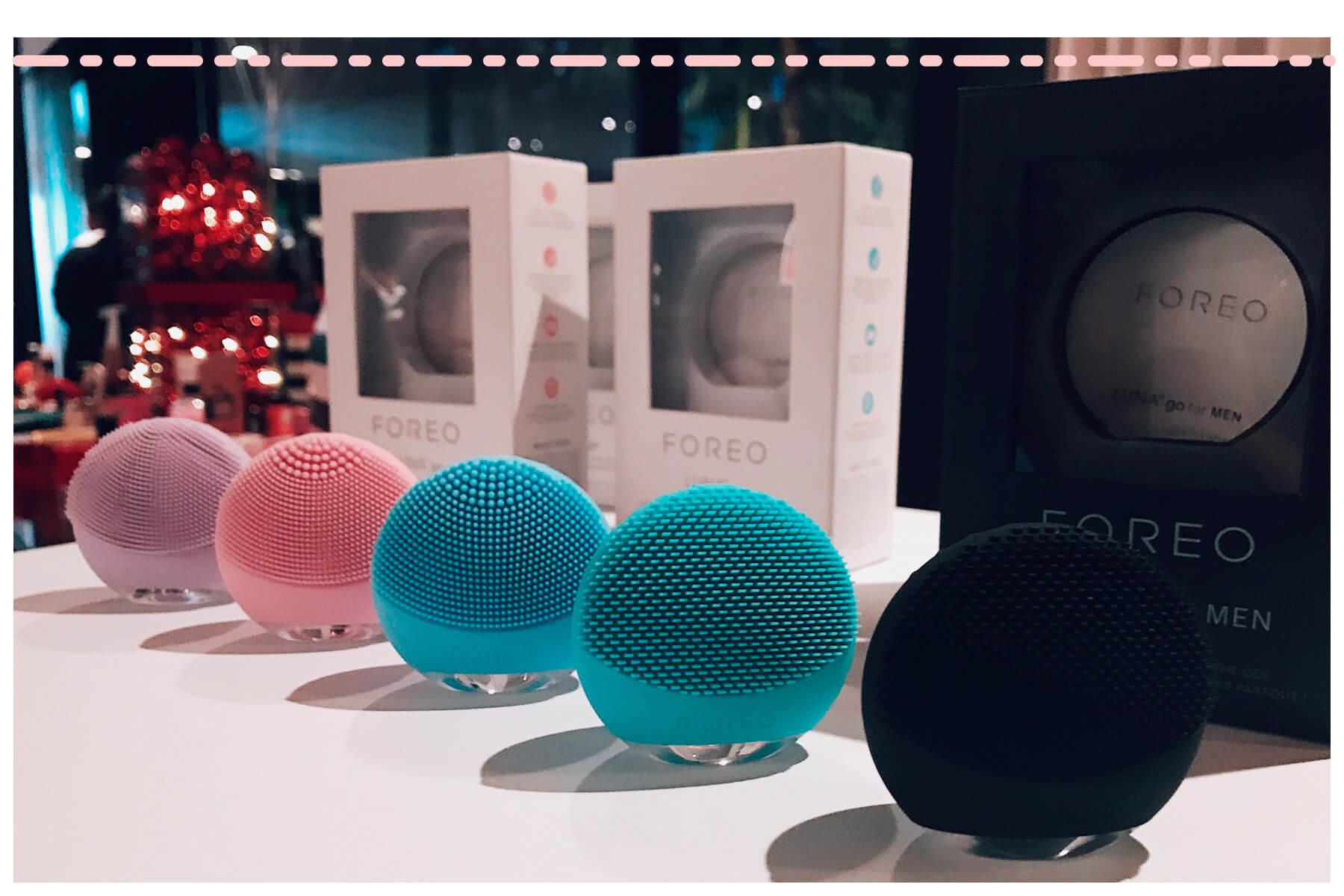 Lançamentos Sephora da Foreo, que lança a Luna Go Recarregavel, aparelho de bolso para limpeza potente Com alta tecnologia, a novidade chega em versões exclusivas para cada tipo de pele