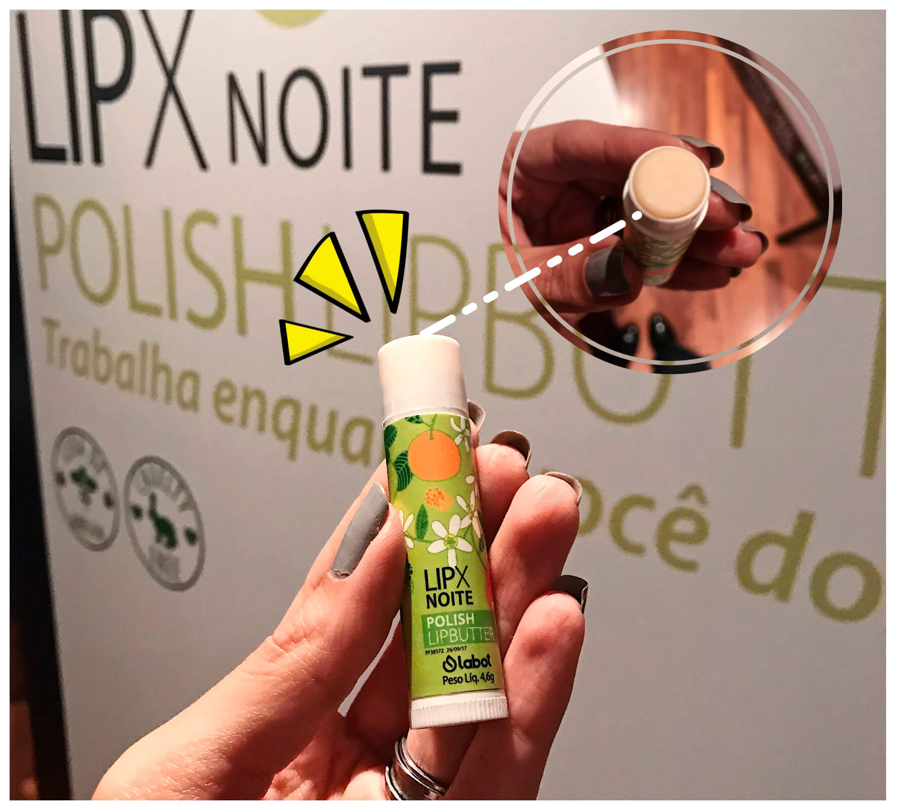 Lançamentos Sephora de Labot, a linha LipX, cuidado labial noturno